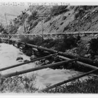Views of pipe line