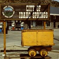 City of Idaho Springs Sign