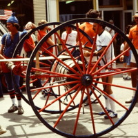 Georgetown Fourth of July Hose Cart Race