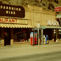 Sandwich Mine and West End Market in Idaho Springs