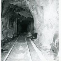 Inside a Tunnel in Lawson
