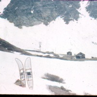 Snowshoes in Waldorf, Colorado